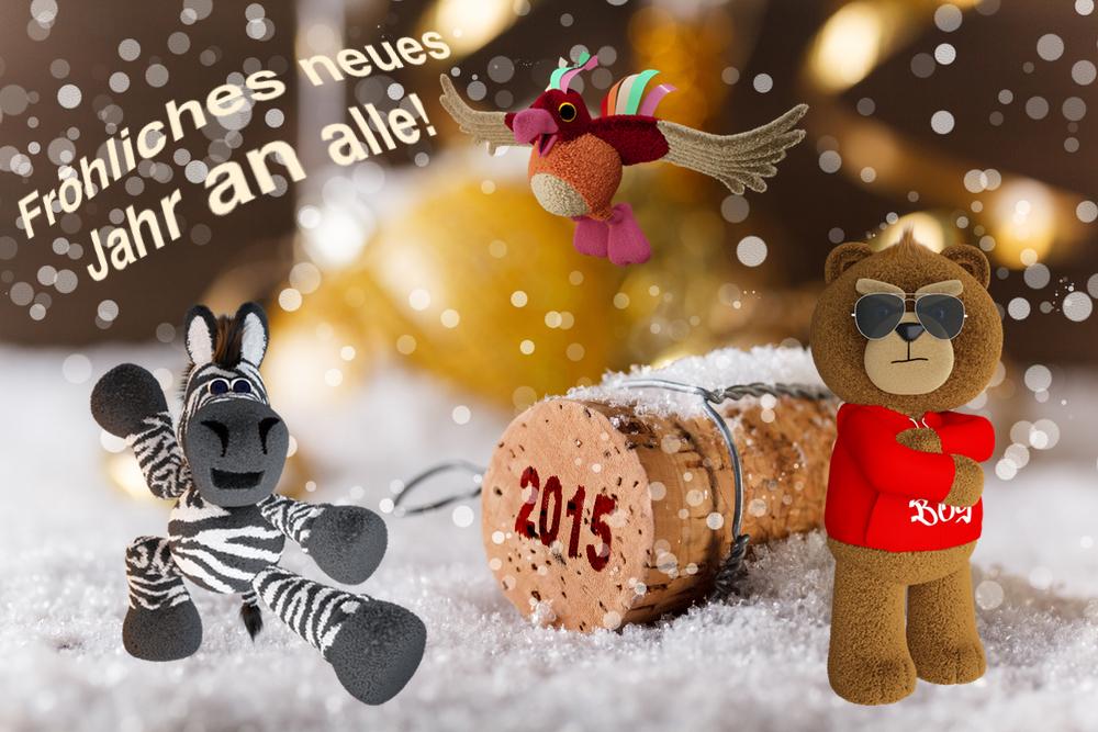 Fröhliches Neues Jahr 2015! Ein letzter Blick auf 2014 zurück, insbesondere zum Selbstverlag Thema